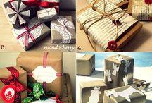 Empaques regalos