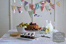 Celebrations / Holidays, birthdays, etc. / by Rita
