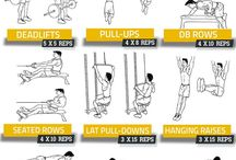 Weight lifting Workouts