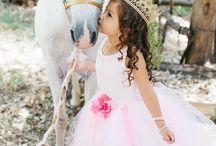 Parties - Unicorns princess