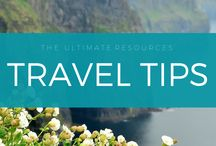 Travel Tips + Hacks / Travel Tips, Travel Hacks and suggestions from a professional travel blog.