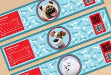 the secret life of pets party / Lindsey