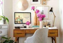 Office / by Regan Stephens