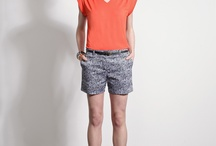ERINA EMERY SUMMER 2012 / New Zealand Made Fashion
