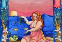 zodiac - libra / by Magnolias West
