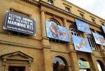 2011 - Festival Mondial des Théâtres de Marionnettes - Puppets Festival.