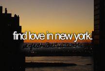 I LOVE NY!!! / by Sarah Smith