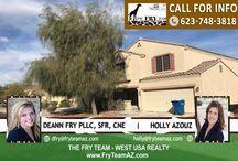 SOLD! Riata West Home Close To Amenities / 23692 W Grove Street, Buckeye, AZ 85326