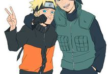 Obito and Naruto