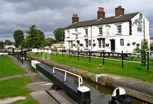 Canal Images - Anderton Marina