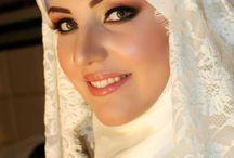 Hijabi Style / Weddings, Hijabi Style.