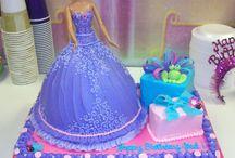 Abiah barbie party