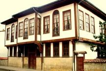tarihi evler