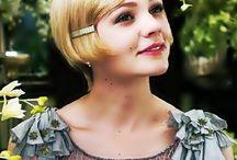 Gatsby photo set - make up and outfit ispirazioni