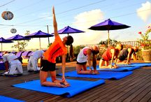 Sunrise Yoga / Sunrise Yoga at Sky Lounge Rooftop