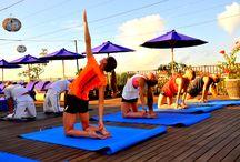 Sunrise Yoga / Sunrise Yoga at Sky Lounge Rooftop