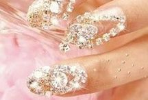 Bridal Nails / Beautiful Bridal Nails