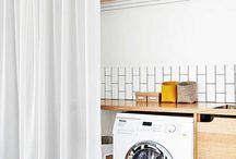 Wohnen - Laundry Room