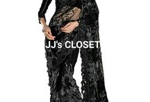 Beautiful Designer Sarees from JJ's CLOSET