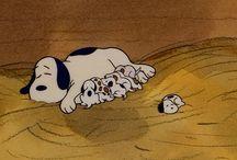 Snoopy / surullinen