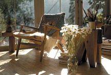 Besonders schöne Stimmungen im Raum / Raum Ambiance - harmonisch, geheimnisvoll, besonders