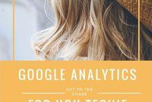 I wanna learn Google Analytics!