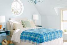 Designing a Blue and Orange Room / by Kristine Cruz-Munda