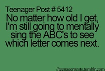 teenager post / haaaahahahaaahahhh
