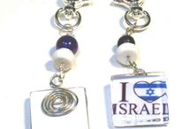 Hanukkah Chanukah Jewelry Gifts / Perfect #Hanukkah gifts for #Chanukah #handmade by @lindab142 of LinorStore Jewelry