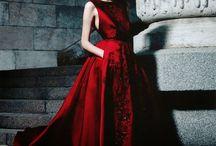 Red / by annienoir