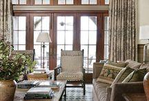 Living/Family Room / by Julie Wheeler-Monroy