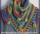 scarfs / by Diane Dunn