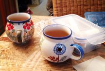 Tea and Coffee / Anything to do with drinking tea or coffee