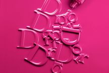 Luxe typography