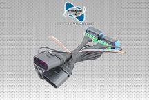 Nowe Xenon Bi-xenon > Full LED Adapter Kabel Kable Przejściówki Do Audi A6 S6 C7 4G 2011-2014