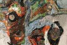 a mosaic