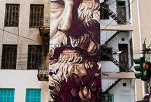 street art: a way to reclassify cities