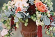 Wedding centerpieces / by Cote Designs