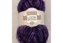 Matériel tricots ( laines , aiguilles ... )