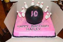 birthday party ideas / by Colleen Willmott