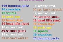 Workouts I Have Time For / by Jennie W