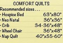 fidget/comfort quilts