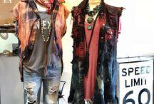 Bohemian Inspired Fashion We bring the funk....you hear me??  #dopefashion #handmadejewelry #grungie #prettytomboy #funkyfashion