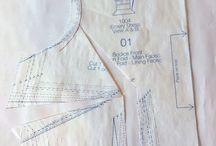 Pattern adjustment / by Yvonne Fairfax-Jones
