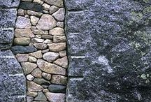Камень. Габионы