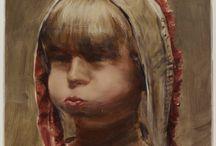 michael borremans / painting