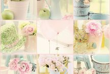 Color inspiration / by Roxana | Roxana's Home Baking