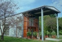 Shipping Container Homes and Other Uses