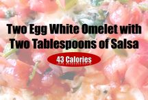 Low Calorie Food / These low calorie foods are under 50 calories to enjoy without the guilt.