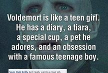 Harry Potter / FunnyStatus.com presents Harry Potter related stuff.
